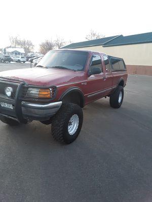 93 ford ranger xlt extended cab 4x4 for Sale in Denver, CO