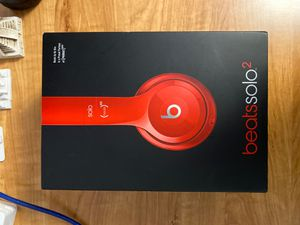 Beats Solo 2 (Red) for Sale in Wheat Ridge, CO