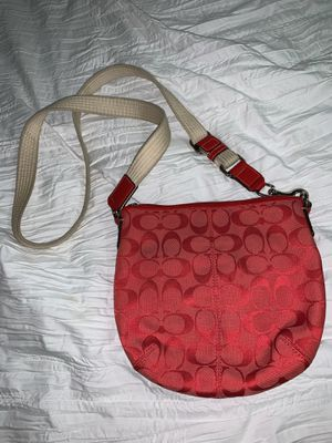 Pre Loved Coach Messenger Bag for Sale in Fort Mill, SC