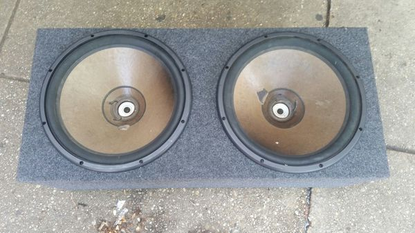15 inch MTX THUNDER4000