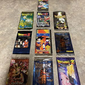 Dragon Ball Z Foil Wrappers 90's Era for Sale in Casa Grande, AZ