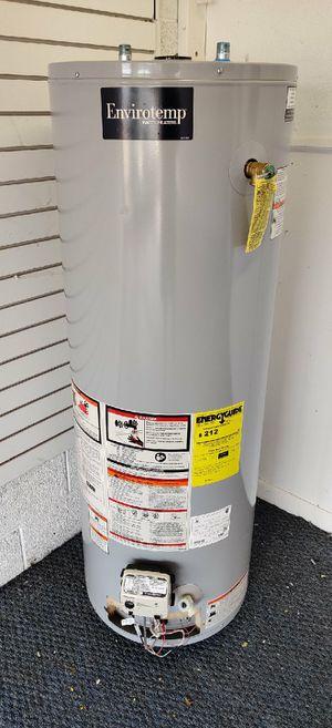 Envirotemp 40 Gallon 34000 BTU Natural Gas Water Heater for Sale in Virginia Beach, VA