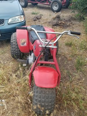 I am selling motorcycle 3 wheel is a Honda manual for Sale in San Diego, CA