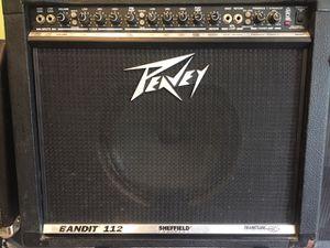 Peavey Bandit 112 Transtube 80 Watt Combo Amp for Sale in Salem, NH