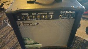 Ibanez tone blaster 25R combo amp for Sale in Avondale, AZ