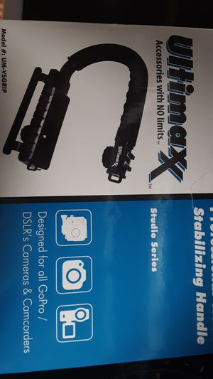 Ultimaxx Professional Video stabilizing handle for Sale in PRNC FREDERCK, MD
