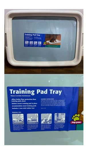 Top paw training pad tray for Sale in Fontana, CA