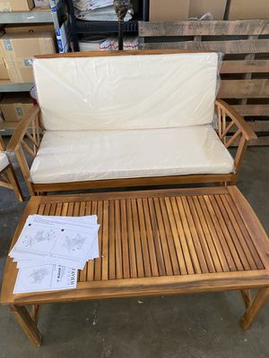 Patio Furniture Set (Brand New) for Sale in Fremont, CA