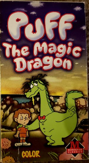 Puff the Magic Dragon VHS for Sale in Upland, CA