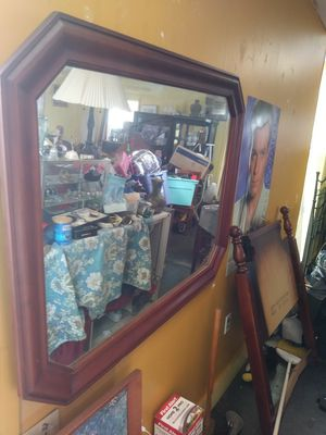 Large wall mirror for Sale in Petersburg, VA