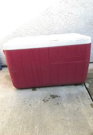 Coleman cooler . for Sale in Irwindale, CA