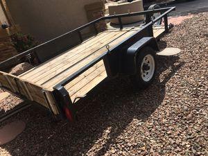 Utility trailer 5' x 8' for Sale in Phoenix, AZ
