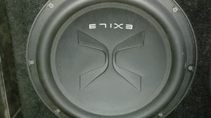 Car stereo with subs and monoblock for Sale in Modesto, CA