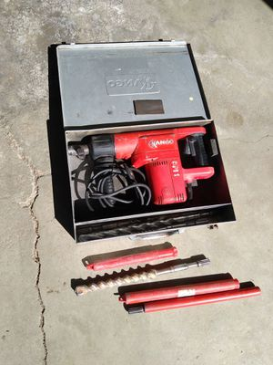 Kango Hammer Drill works Awesome for Sale in Aurora, CO