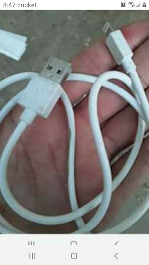 iPhone charger for Sale in San Antonio, TX