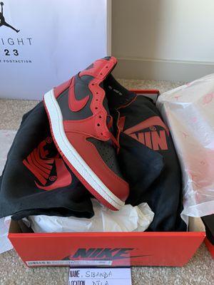 Jordan 1 retro high 85 Varsity Red for Sale in Los Angeles, CA
