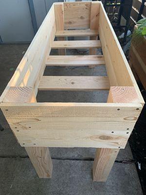 Raised Elevated Garden Bed Planter Box 5x19 Cedar for Sale in Stockton, CA