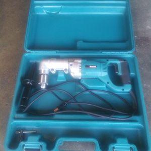 Makita engle drill 1/2 - 7. 5 amp ( Excellent condition ) for Sale in Oak Lawn, IL