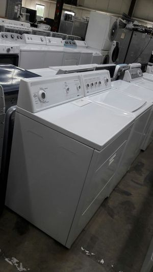 "27""width Kenmore top load washer and dryer set for Sale in Fort Washington, MD"