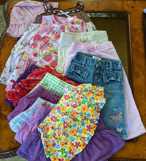 Cotton Dress, Pants, Jeans, Skirts, Shorts, Hat, 24 m.o., 2T for Sale in Kirkland, WA
