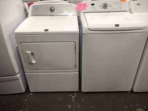 Maytag washer dryer set for Sale in Lexington, NC