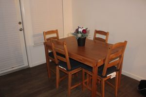 Wooden dining table for Sale in Jonesboro, AR