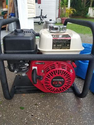 Water pump trash pump for Sale in New Port Richey, FL
