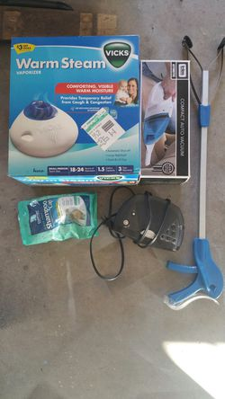Vaporizer and miscellaneous household items for Sale in Graham,  WA
