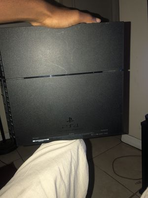 Ps4 console & tekken 7 for Sale in Tampa, FL