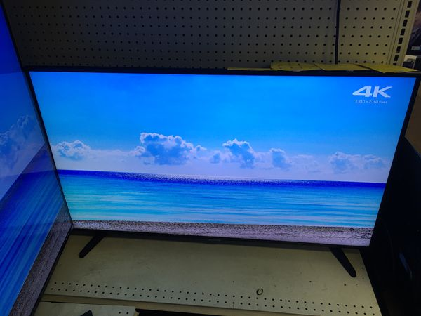 NEW SALE ZBD! Samsung 50 inch UHD TV Smart TV Wi-Fi built-in 4K on sale now!