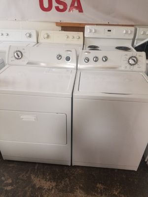 Workhorse Whirlpool Top Load Washer and Electric Dryer Set for Sale in Virginia Beach, VA
