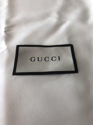 Gucci Dust Bag for Sale in Salt Lake City, UT