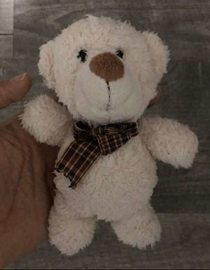Cute mini teddy bear for Sale in Tampa, FL