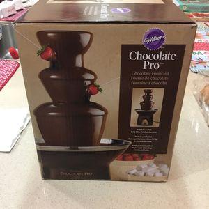 Chocolate Fountain Fondue for Sale in Lake Elsinore, CA