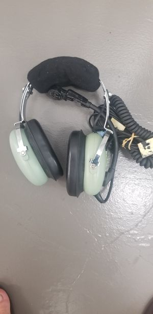 David and Clark aviation headset for Sale in Hollywood, FL