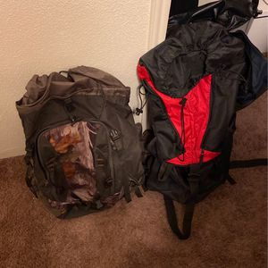 Camping Backpacks for Sale in Houston, TX