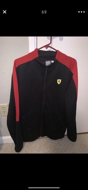 PUMA Ferrari Jacket Size M fits Like L BRAND NEW for Sale in Concord, CA