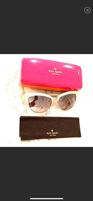 Rare!! Authentic 100% Guaranteed! Kate Spade Hello Sunshine Sunglasses Sold Out! Like New Condition! for Sale in Corona, CA