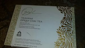 Tevana Oprah Chai Tea Set NEVER USED for Sale in Chapel Hill, NC