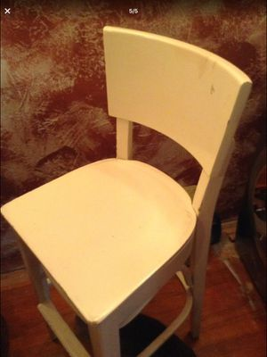 Bar chairs/ high chairs for Sale in Coral Gables, FL