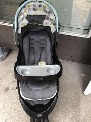 Baby trend stroller, pet n smoke free for Sale in Beaverton, OR