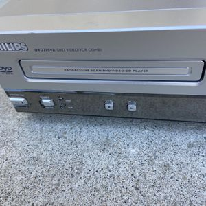DVD And Video Cassette Player for Sale in Roseville, CA