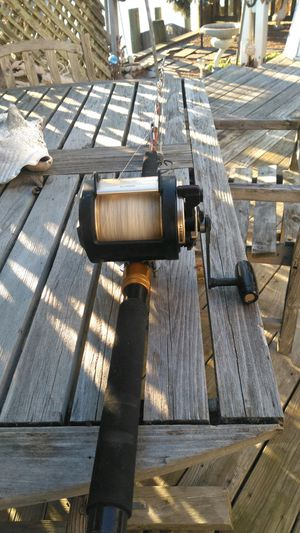 Fishing Reel and Rod for Sale in Stafford Township, NJ