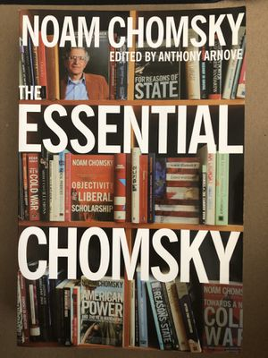 The Essential Chomsky (Anthology) for Sale in Irvine, CA
