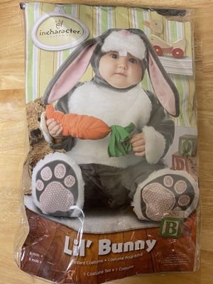 Lil Bunny costume infant 6months+ Not Free. Message for price for Sale in Cayce, SC