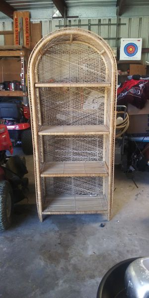 Wicker shelves for Sale in Greenfield, MO