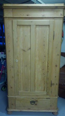 Antique Pine Armoire for Sale in FL,  US