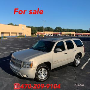 2007 chevy tahoe for Sale in Decatur, GA