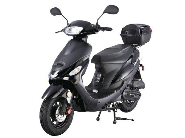 Brand new ATM 49cc moped