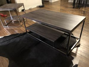 Matching coffee table and stand for Sale in Austin, TX